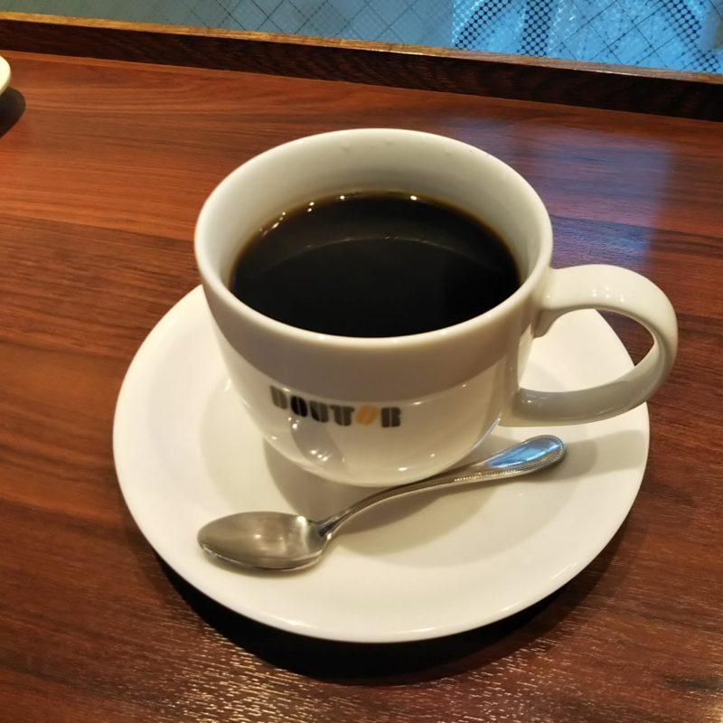 ドトールのコーヒー